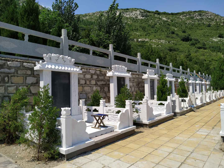 济南——墓地里的风景