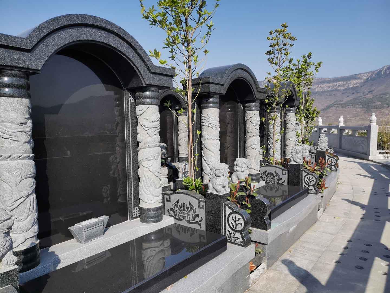 如何辨别济南墓地中的水势
