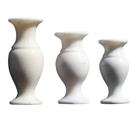 汉白玉花瓶